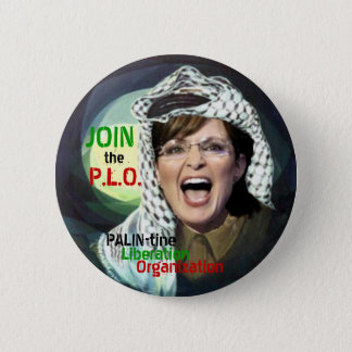 Sarah Palin PLO Button