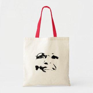 Sarah Palin Portrait Canvas Bags