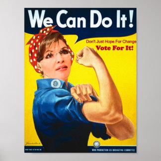 Sarah Palin - Poster