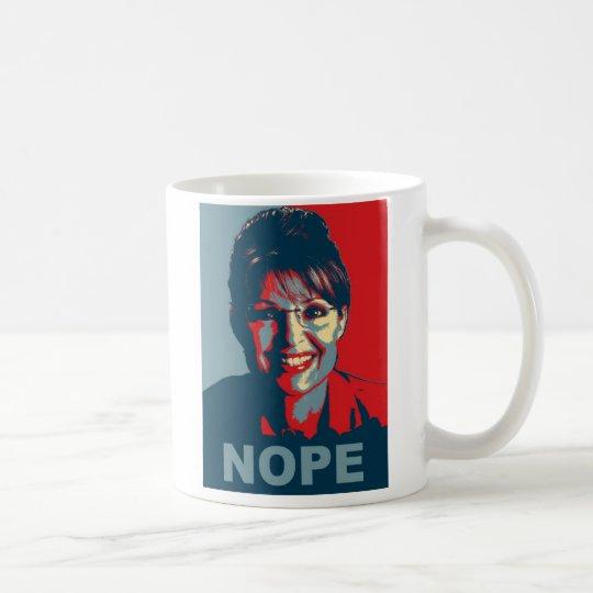 Sarah Palin poster copy Coffee Mug
