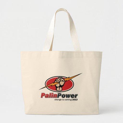 Sarah Palin  - President 2012 Canvas Bag