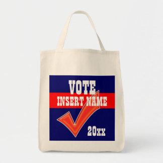 Sarah Palin president 2012 CUSTOMIZE Tote Bag