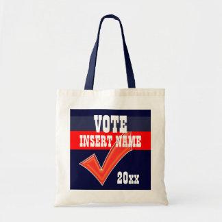 Sarah Palin president 2012 CUSTOMIZE Tote Bags