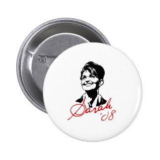 Sarah Palin Signature Tee 6 Cm Round Badge