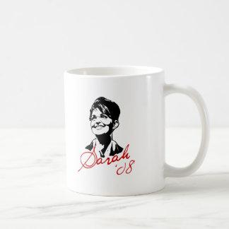 Sarah Palin Signature Tee Coffee Mug