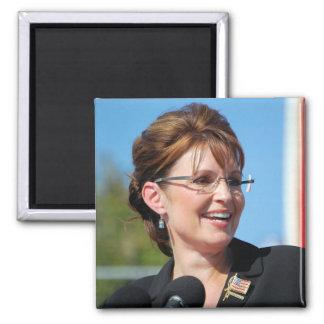 Sarah Palin Square Magnet