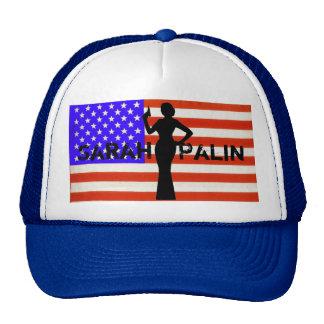 Sarah Palin Stars n Stripes Hat