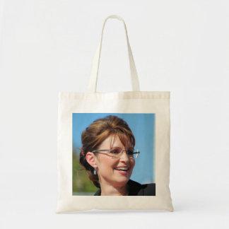 Sarah Palin Canvas Bag