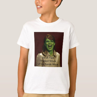 Sarah Palin: Wicked Witch of the North-West T-shirt