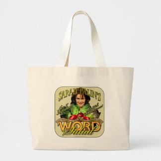 Sarah Palin's WORD Salad Bag