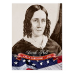 Sarah Polk, First Lady of the U.S. Postcard