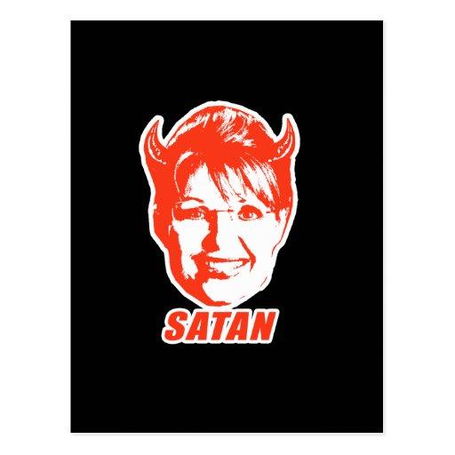 SARAH SATAN POSTCARDS