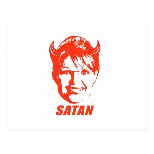 SARAH SATAN POST CARDS