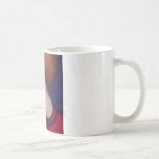 Sarah The Gatsby Girl Basic White Mug