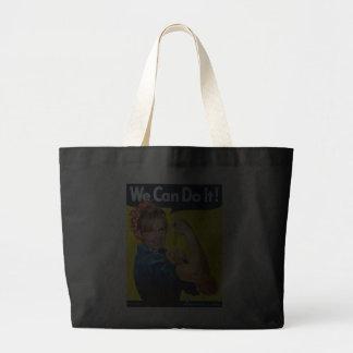 Sarah The Riveter Bags