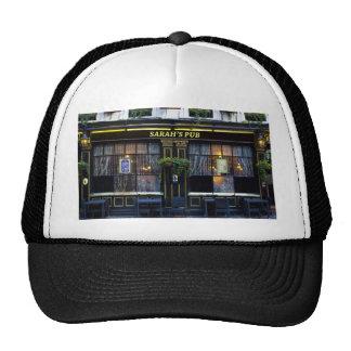 Sarah's Pub Mesh Hats