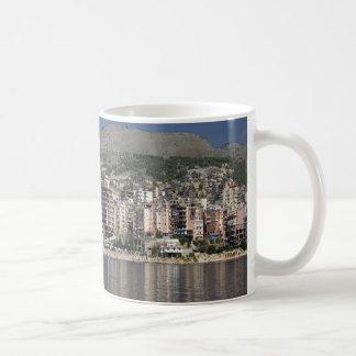 Sarande town in Albania Coffee Mug