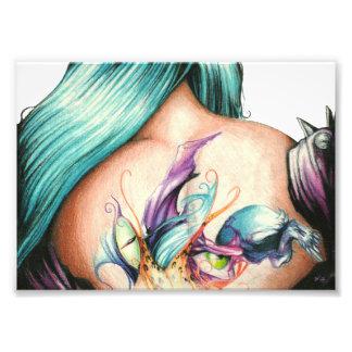 Saras Tattoo_Print Photo