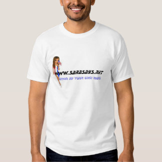 SaraSays.net Shirt