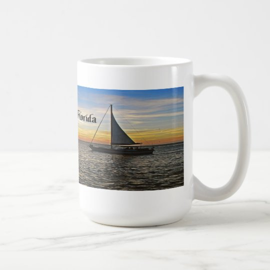 Sarasota florida coffee mug