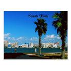 Sarasota Florida Postcard