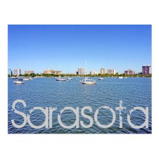 Sarasota, Florida, U.S.A. Postcard