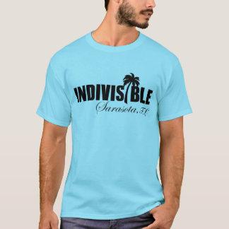 SARASOTA Indivisible men's t-shirt blk logo