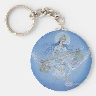 Saraswati Key Ring