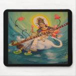 Saraswati Painting Mousepad