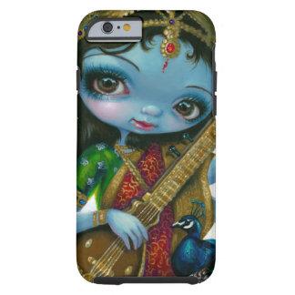 """Saraswati Playing Veena"" iPhone 6 case Tough iPhone 6 Case"