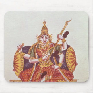 Saratheswathee, hindu goddess of learning mouse mat