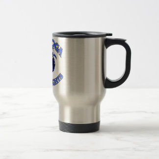 Saratoga Blue Knights Travel Mug