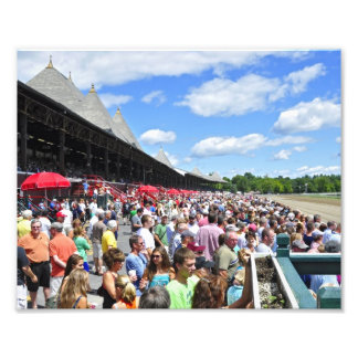 Saratoga Race Course Photo Print