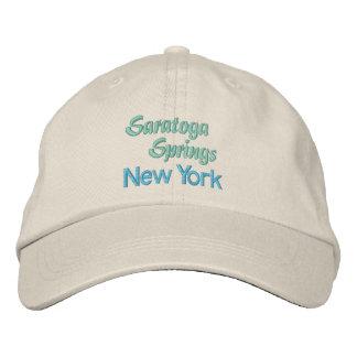 SARATOGA SPRINGS cap
