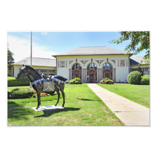 Saratoga Spring's Visitor Center Art Photo