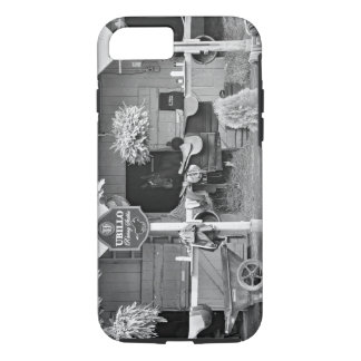 """Saratoga Stables """"Horse Haven"""" iPhone 7 Case"""