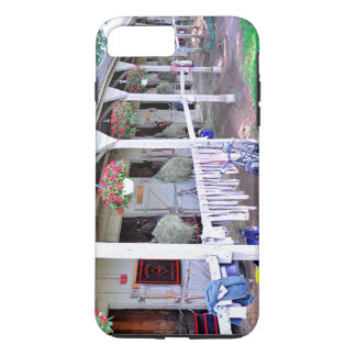 "Saratoga Stables ""Horse Haven"" iPhone 7 Plus Case"