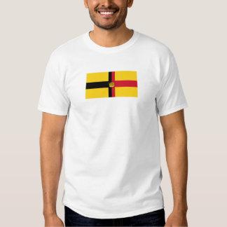 Sarawak 1870 flag t-shirts