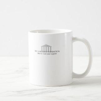 Sarcasm Foundation Classic White Coffee Mug