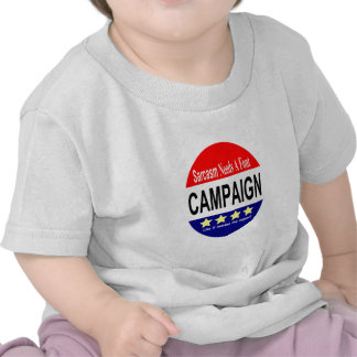 Sarcasm NEEDS a font The Campaign T Shirts