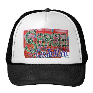 Sarchi Costa Rica Wagon Trucker Hat