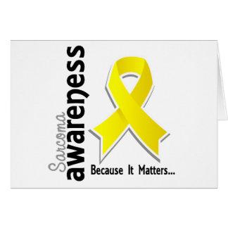 Sarcoma Awareness 5 Cards