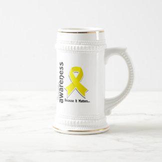 Sarcoma Awareness 5 Coffee Mug