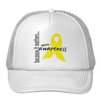 Sarcoma Awareness Hats