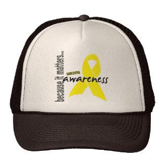 Sarcoma Awareness Trucker Hats