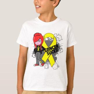 Sarcoma Cancer Sucks T Shirt