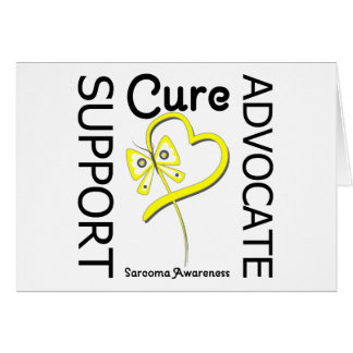 Sarcoma Cancer Support Advocate Cure Cards