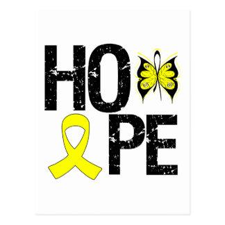 Sarcoma Hope Awareness Postcard