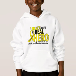Sarcoma NEVER KNEW A HERO 2 Mom