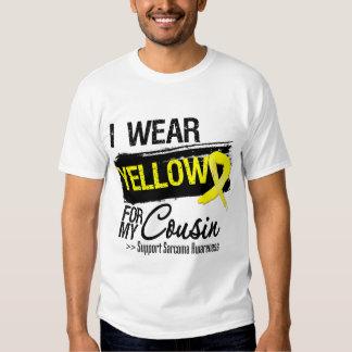 Sarcoma Ribbon For My Cousin T-shirts